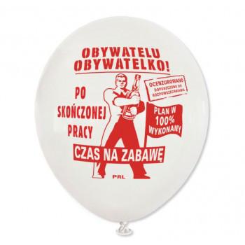 Balony PRL