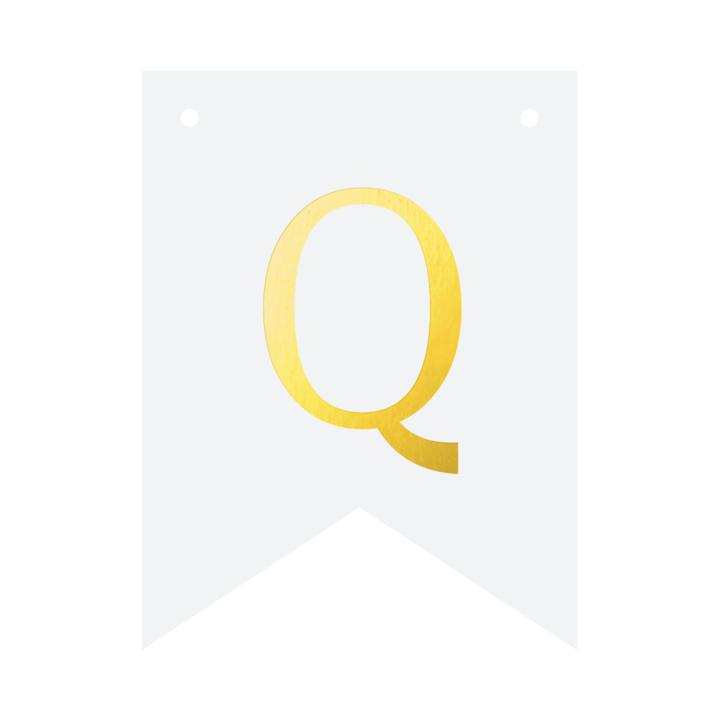 Baner DIY - litera Q