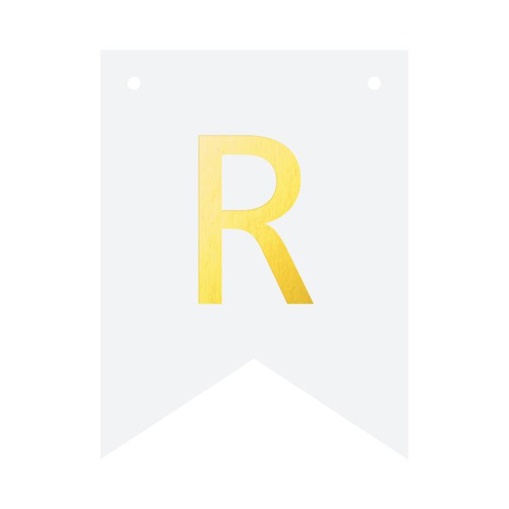 Baner DIY - litera R