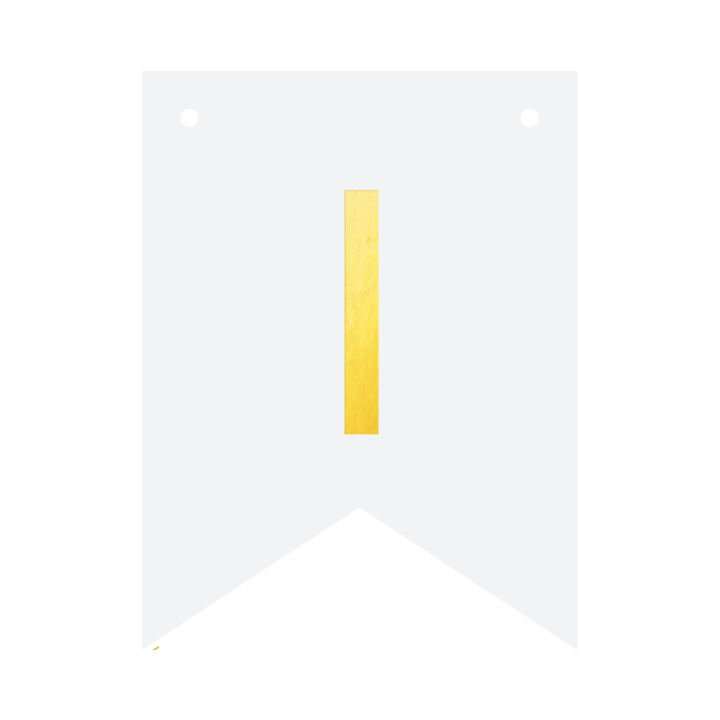 Baner DIY - litera I