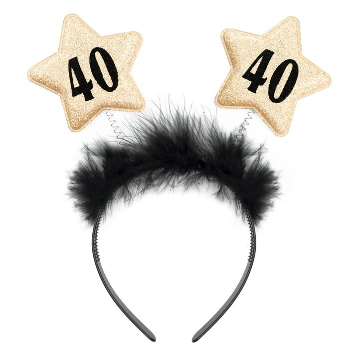 Opaska na 40 urodziny