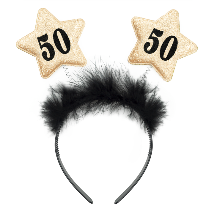 Opaska na 50 urodziny