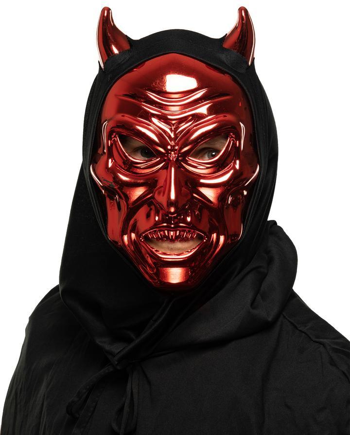 """Maska Halloween """"Diabeł"""""""
