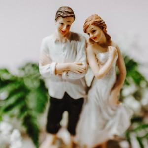 Figurki i toppery na tort na ślub i wesele