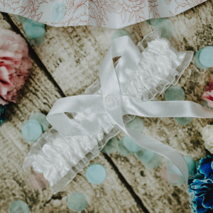 Podwiązki na ślub i wesele