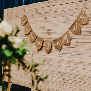 Dekoracje naślub i wesele