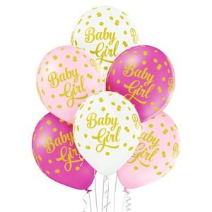 Balony lateksowe na Narodziny dziecka / Baby Shower