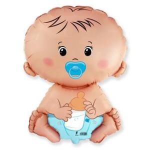 Balony foliowe na Narodziny dziecka / Baby Shower