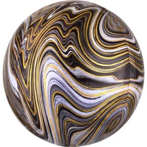 Balony foliowe Marble