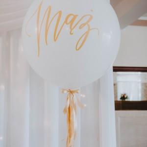 Balony naślub i wesele