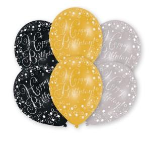 Balony urodzinowe dla dorosłych lateksowe