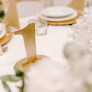 Numery na stoły na ślub i wesele