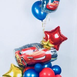 Balony na urodziny chłopca