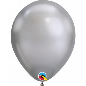 Balony lateksowe Chrom