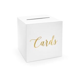 Pudełka na koperty na 18 urodziny