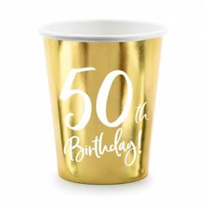 Nakrycia stołu na 50 urodziny