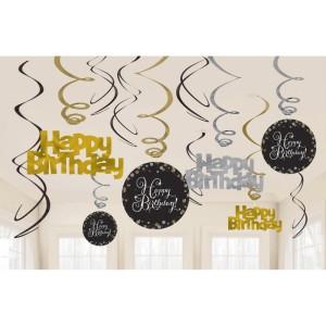Dekoracje na urodziny dorosłych