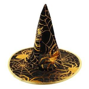 Kapelusze, opaski i peruki na Halloween