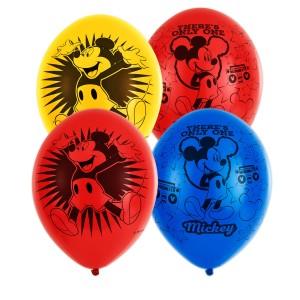 Balony lateksowe z bohaterami bajek