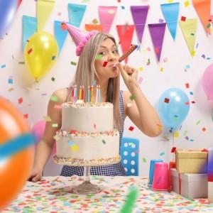 Dekoracje na urodziny