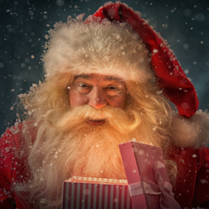 Święty Mikołaj - stroje Mikołaja  i dodatki na Boże Narodzenie