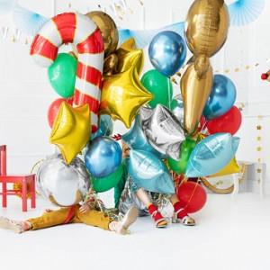 Balony na Boże Narodzenie