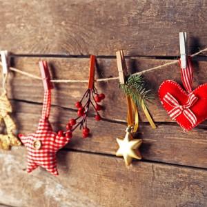 Ozdoby choinkowe na Boże Narodzenie