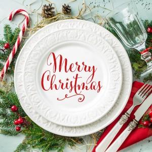 Stół świąteczny na Boże Narodzenie