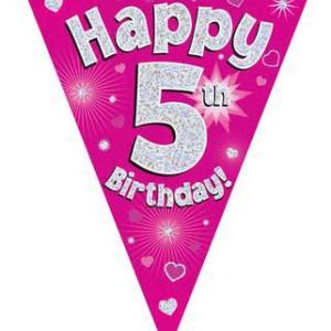 5 urodziny