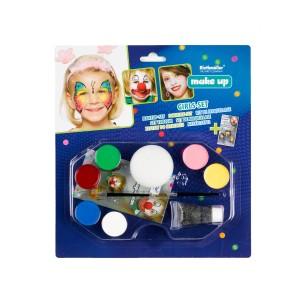 Bańki mydlane i akcesoria do malowania twarzy