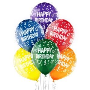 Balony lateksowe na urodziny dziecka