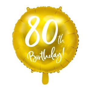 Urodziny 80+