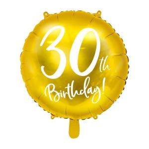 30 urodziny