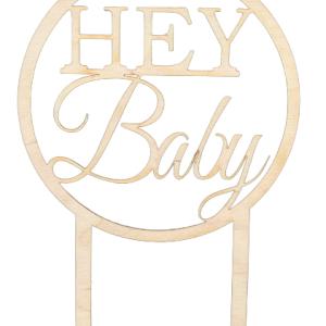 Figurki i toppery na tort na Narodziny Dziecka / Baby Shower