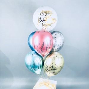 Bukiety balonowe z helem