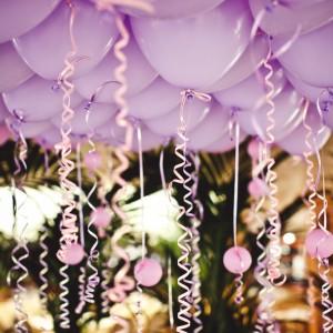 Balony weselne, balony naślub i wesele, dekoracje ślubne