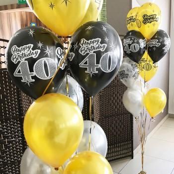 Bukiety balonowe