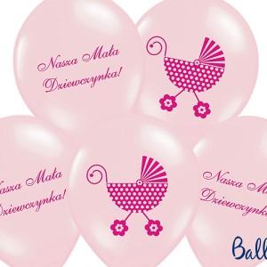 Balony lateksowe z napisami