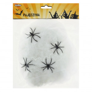 Pajęczyny, pająki i robaki