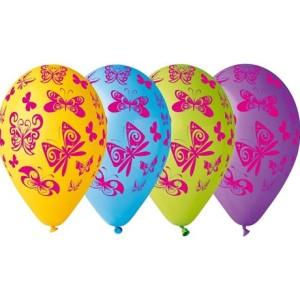Balony lateksowe ze zwierzętami