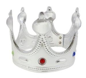 Korona Króla, srebrna