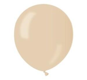 """Balony lateksowe małe 5"""" - Balon AM50 metal 5"""" - """"kość słoniowa"""""""