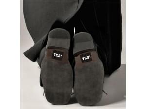 Naklejki na buty Yes!