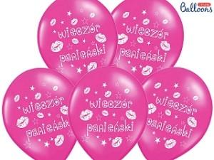 "Balony na Wieczór Panieński - Balony na panieński ""Wieczór Panieński"" / SB14M-240-006-6"