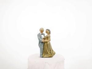 Figurka Złote Gody,12cm