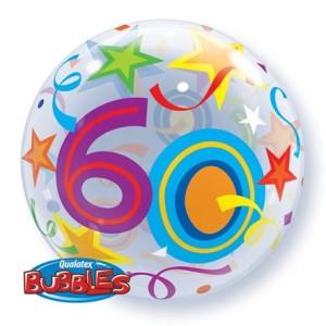 Balony foliowe z liczbami na urodziny dorosłych