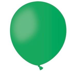 """Balony lateksowe małe 5"""" - Balon A50 pastel 5"""" - """"zielony"""""""