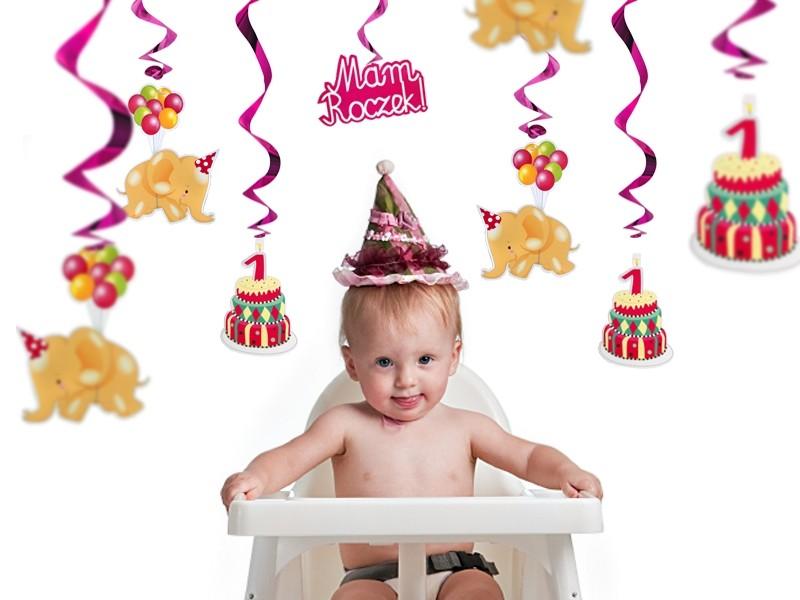 Dekoracje na urodziny dziecka, dekoracje, urodzinowy dziecka