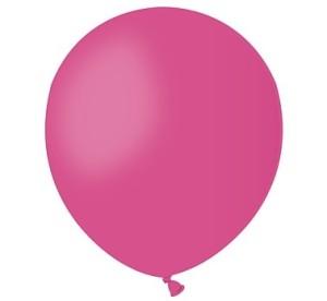 """Balony lateksowe małe 5"""" - Balony A50 pastel 5"""" - """"fuksja"""""""