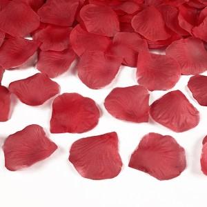 Płatki róż dekoracyjne